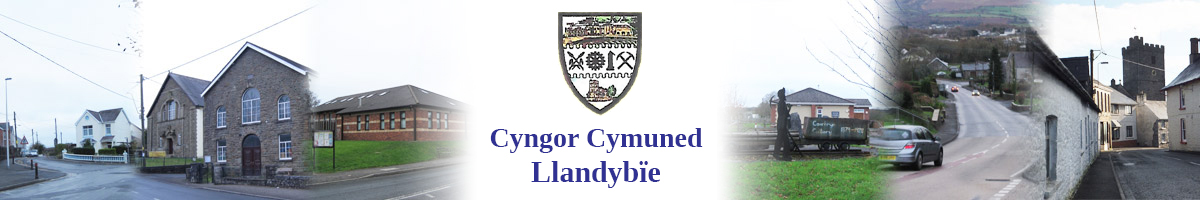 Header Image for Llandybie Community Council -  Cymraeg